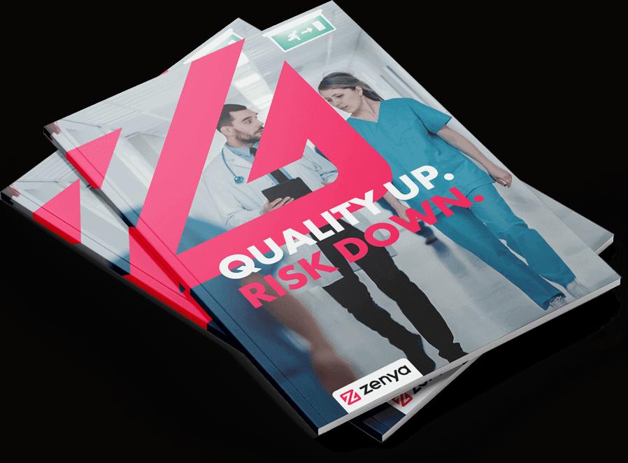 Zenya brochure kwaliteits- en risicomanagement
