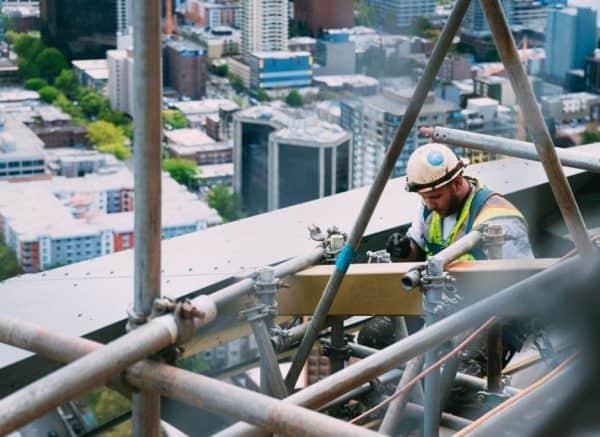Bouw industrie - Zenya Software voor meer veiligheid in de bouw