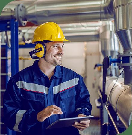 Veiliger werken met risicomanagement in de industrie