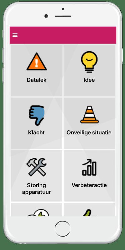 Zenya Capture App - Gebruiksvriendelijk en eenvoudig