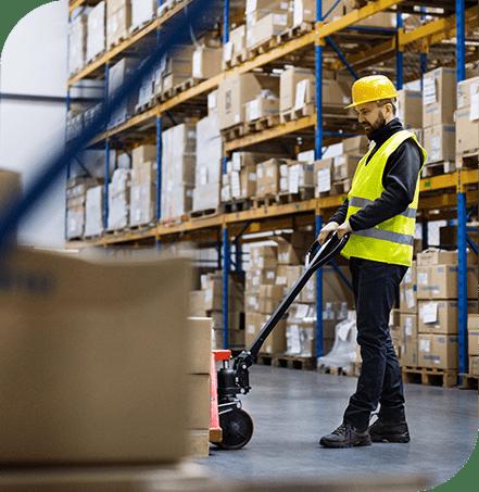 kwaliteitsmanagement in een warehouse bij transport en logistiek