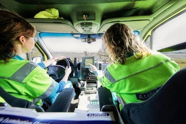 RAV Brabant Midden-West-Noord - Ambulance Bestuurders