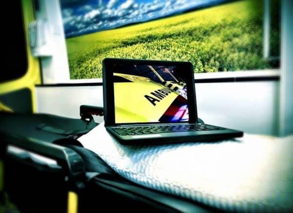 RAV Brabant Midden-West-Noord - Laptop bediening