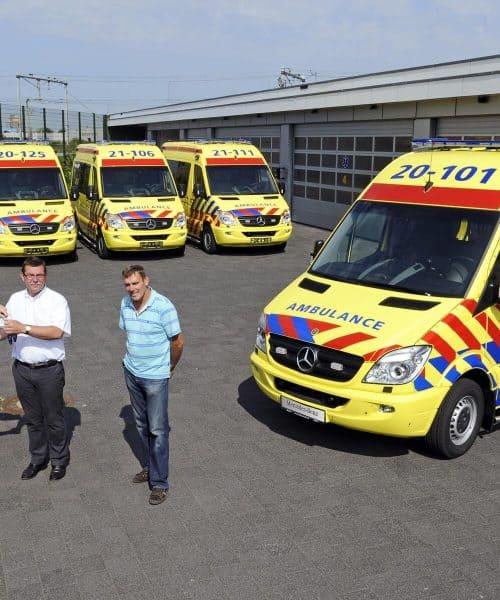 RAV Brabant Midden-West-Noord - Personeel