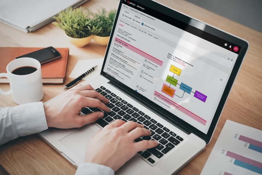 Workflowmanagement met Zenya FLOW