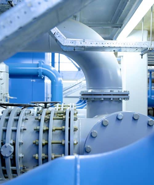 Oasen - Drinkwaterbedrijf - Installatie